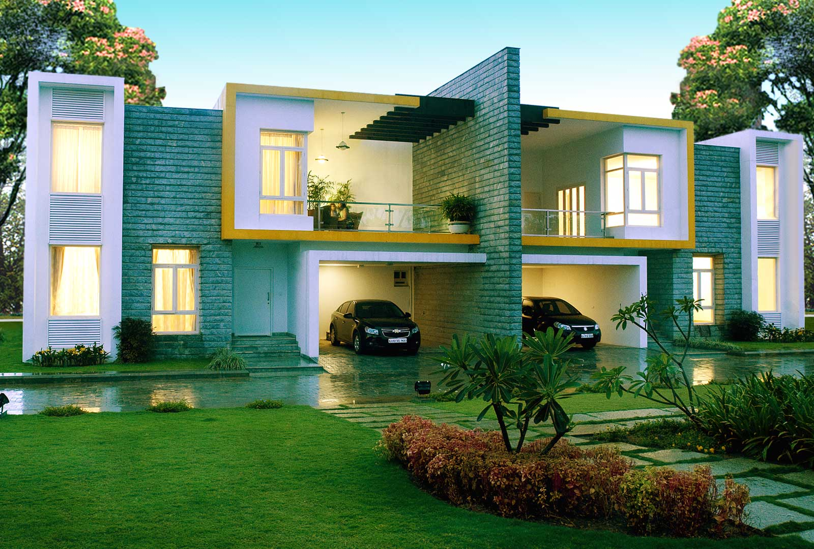 Top Villa Projects in Bangalore