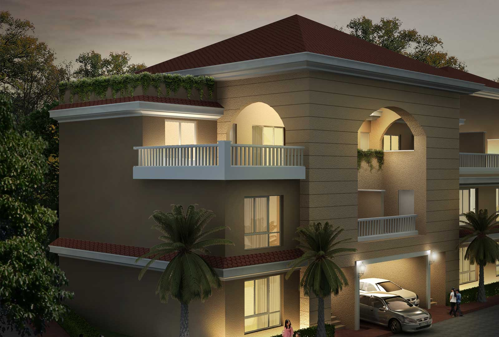 Villa Projects in South Bangalore