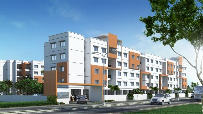 Apartments in North Bangalore