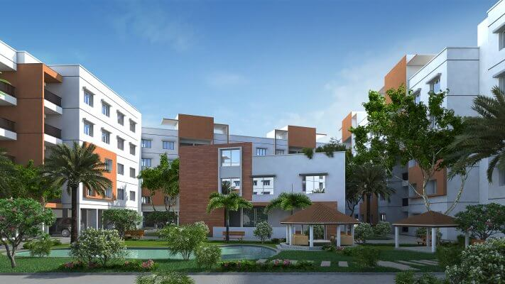 Villas in South Bangalore