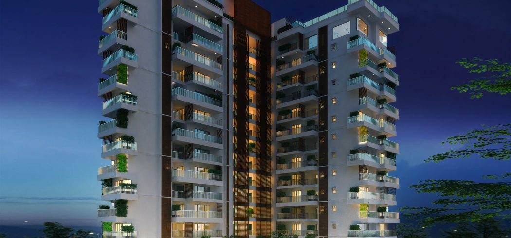 apartments in indiranagar
