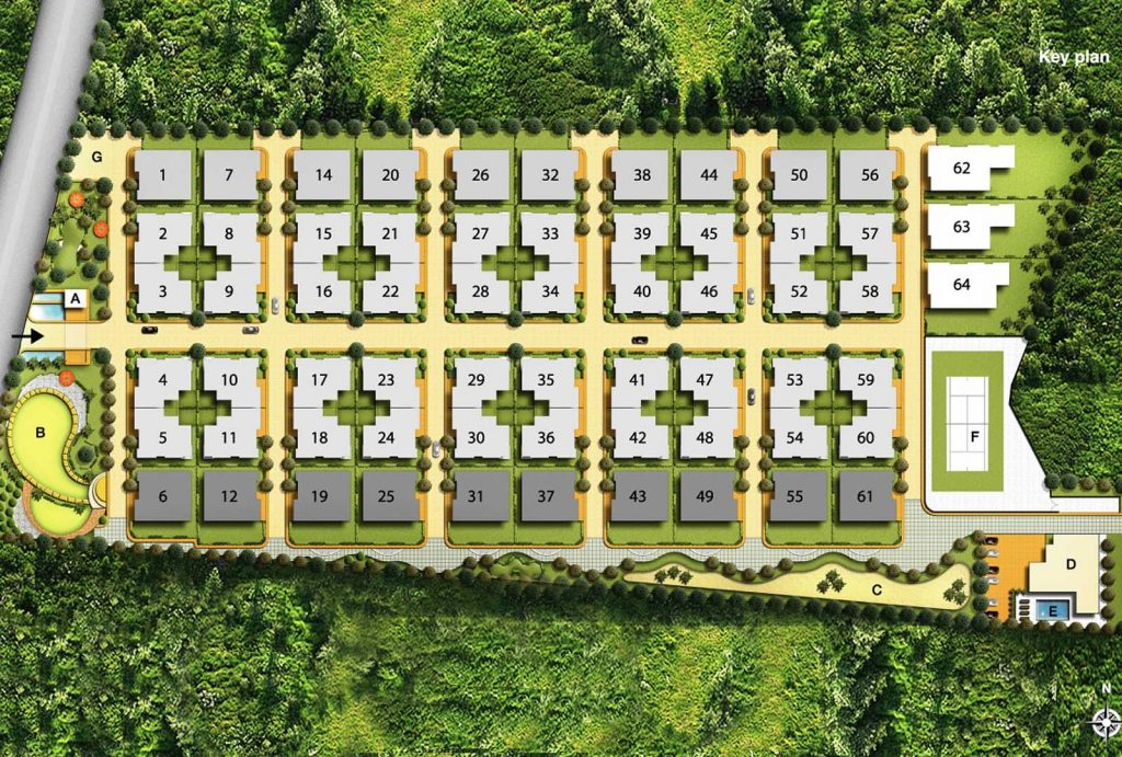 Apartments for Sale in Hennur Road Bangalore