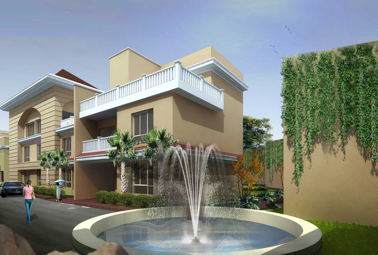 Independent Villas in South Bangalore