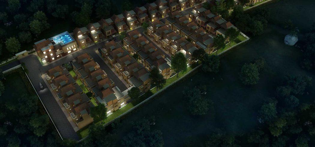 apartments near domlur