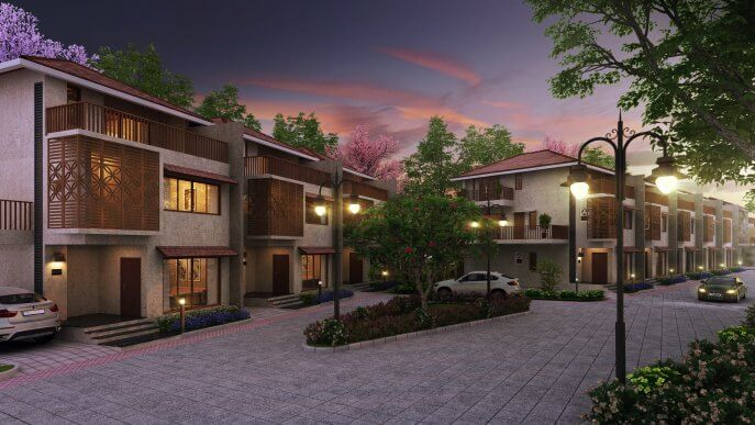 Flats for Sale in Hennur Road Bangalore